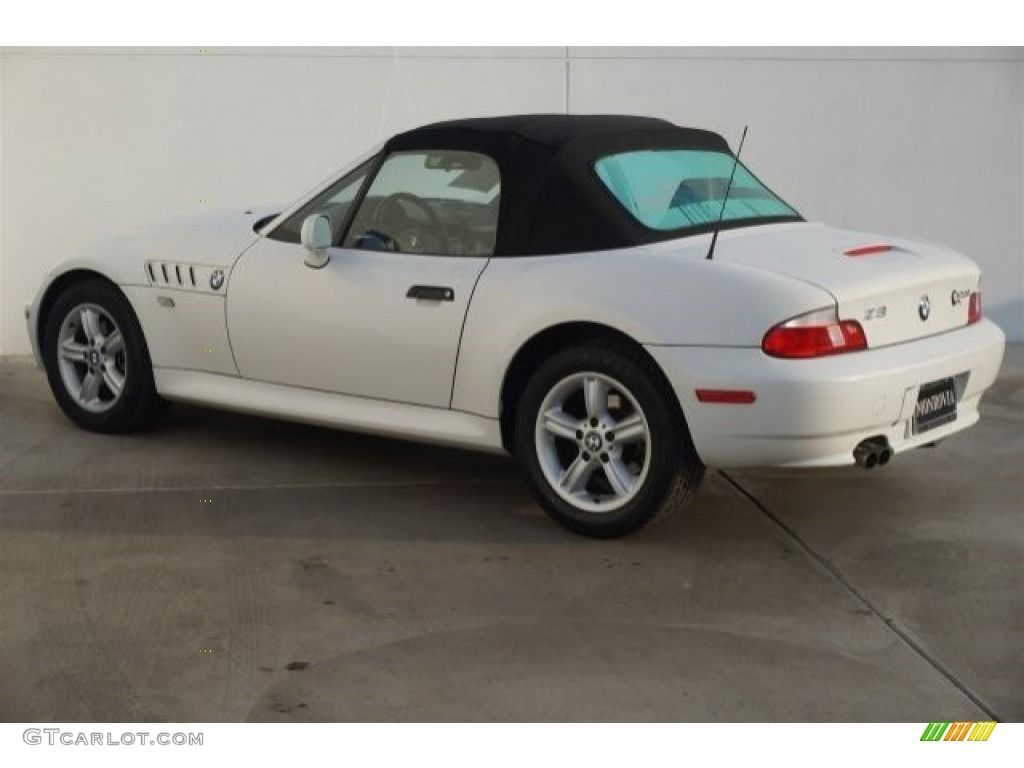 2001 Alpine White Bmw Z3 2 5i Roadster 98128328 Photo 4