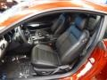 Ebony Front Seat Photo for 2015 Ford Mustang #98152419