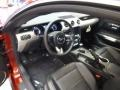 Ebony Prime Interior Photo for 2015 Ford Mustang #98152470