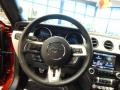 Ebony Steering Wheel Photo for 2015 Ford Mustang #98152647