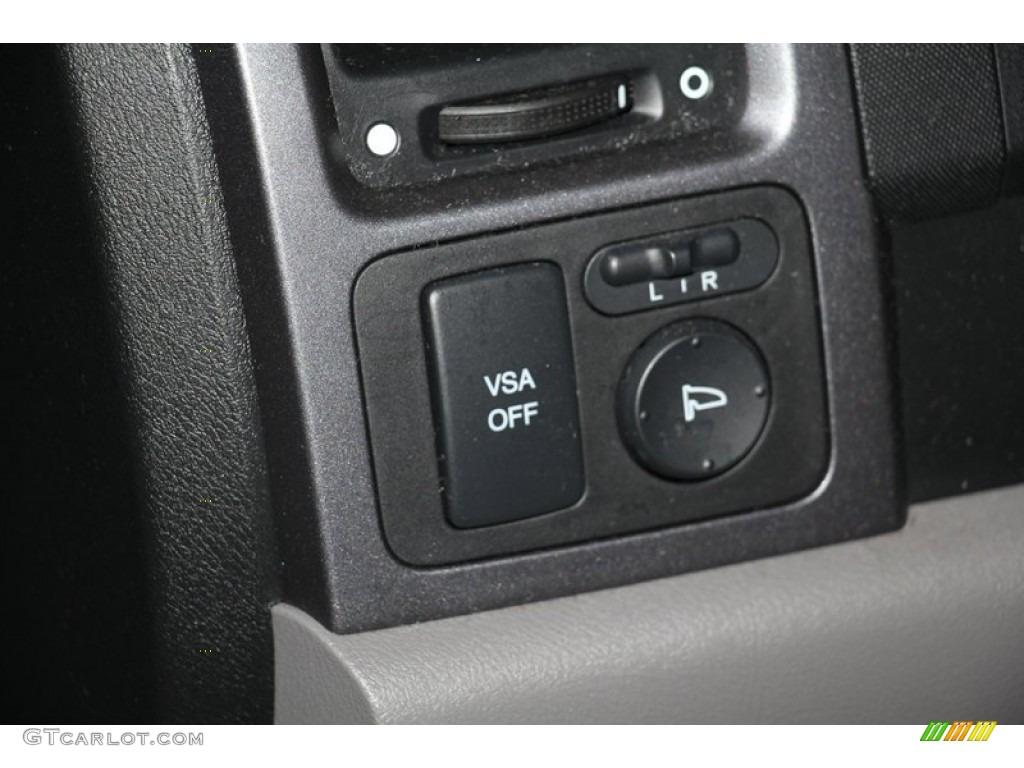 2009 CR-V EX-L 4WD - Glacier Blue Metallic / Black photo #9