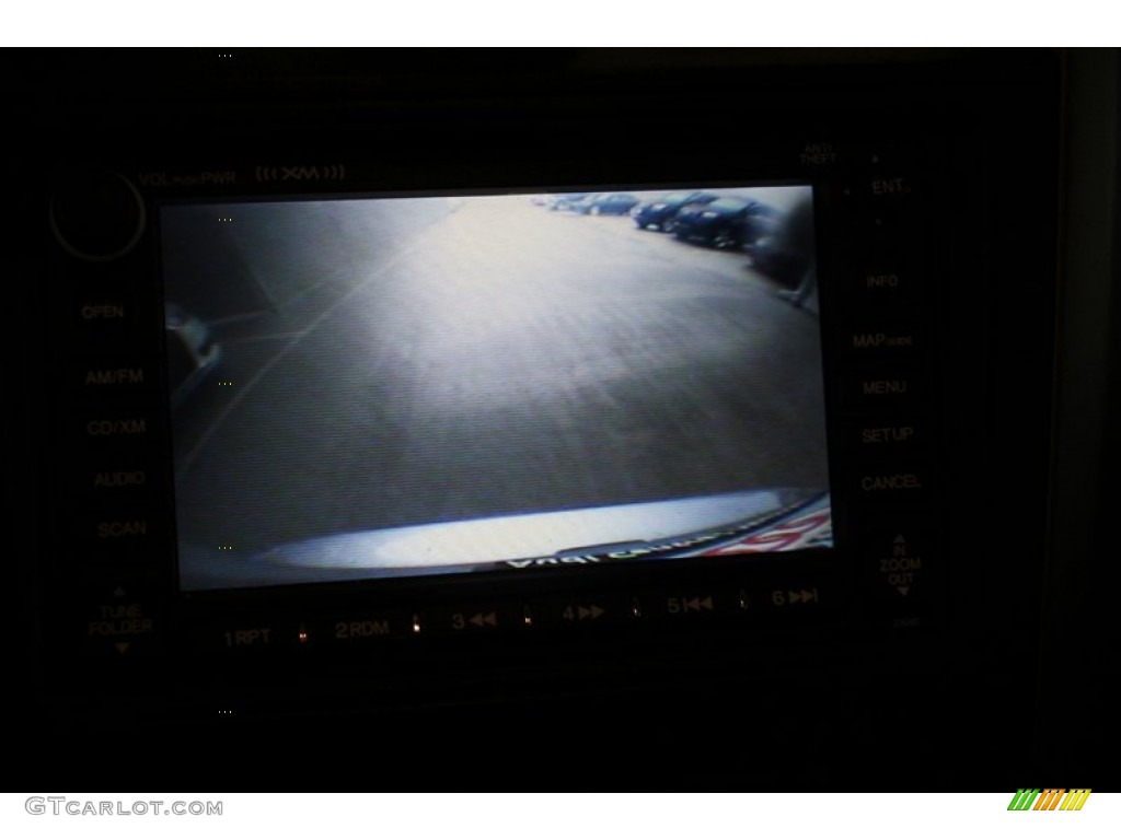 2009 CR-V EX-L 4WD - Glacier Blue Metallic / Black photo #17