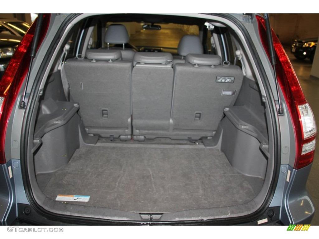 2009 CR-V EX-L 4WD - Glacier Blue Metallic / Black photo #26