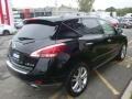 2011 Super Black Nissan Murano LE AWD  photo #5
