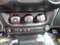 Controls of 2015 Wrangler Willys Wheeler W 4x4