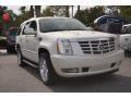 White Diamond 2007 Cadillac Escalade