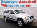 Bright Silver Metallic 2005 Jeep Grand Cherokee Laredo 4x4