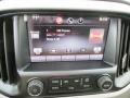 Controls of 2015 Canyon SLT Crew Cab 4x4