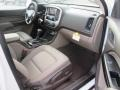 2015 GMC Canyon Cocoa/Dune Interior Front Seat Photo