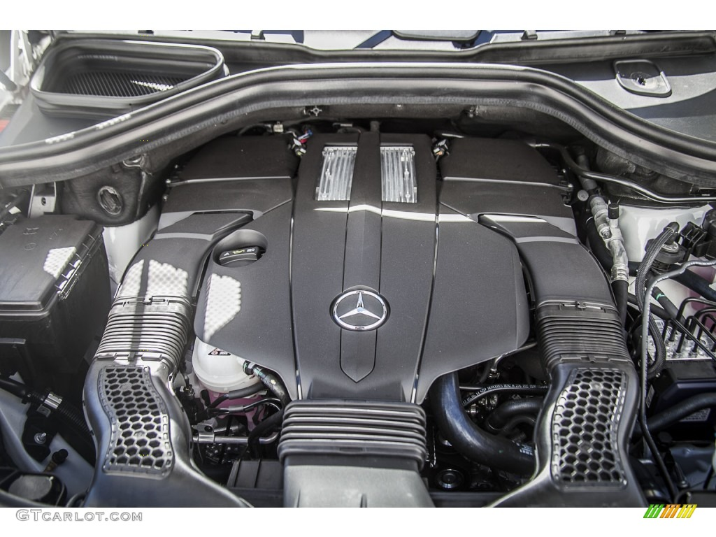 2015 mercedes benz ml 400 4matic engine photos