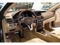 2013 E 350 Cabriolet Almond/Mocha Interior