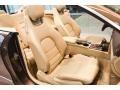 Dolomite Brown Metallic - E 350 Cabriolet Photo No. 25