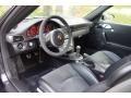 2007 Porsche 911 Black w/Alcantara Interior Interior Photo
