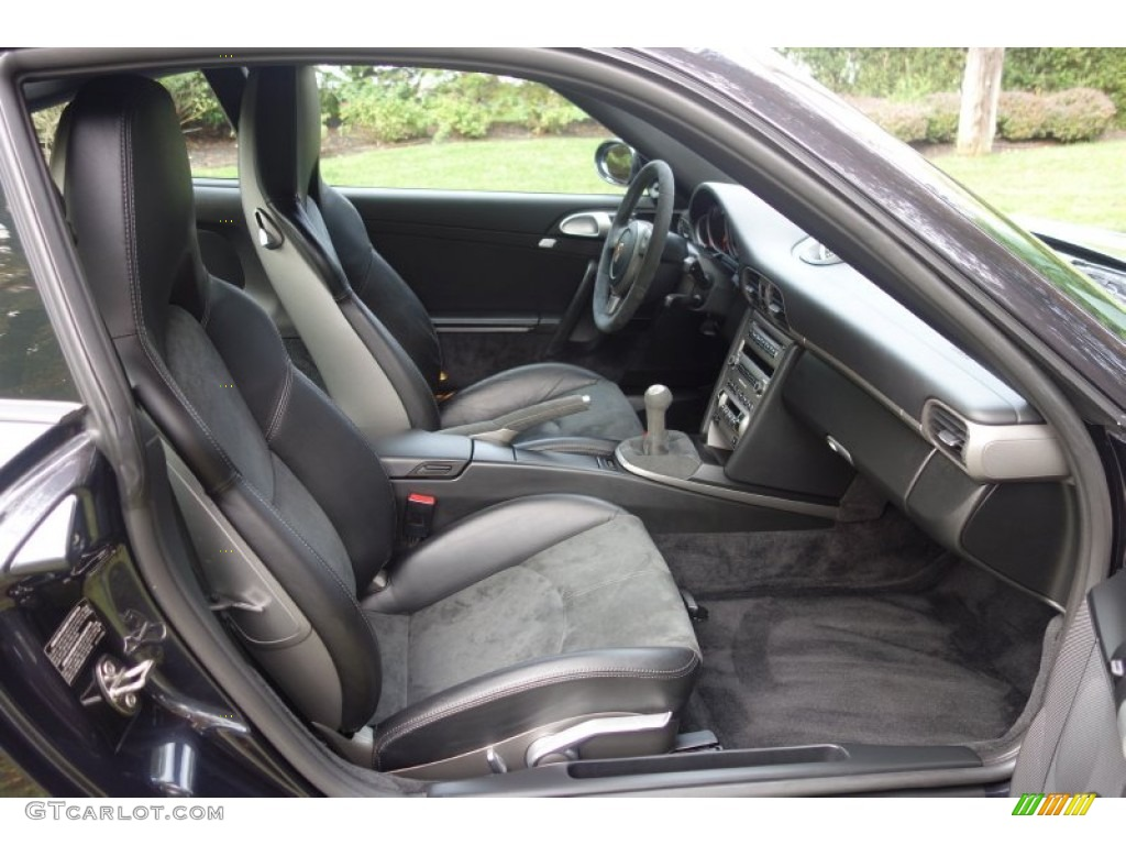 2007 Porsche 911 GT3 Front Seat Photo #98221796