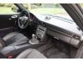 2007 Porsche 911 Black w/Alcantara Interior Dashboard Photo