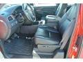 Ebony Interior Photo for 2011 Chevrolet Silverado 1500 #98224921