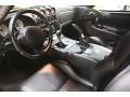 Black 2002 Dodge Viper Interiors