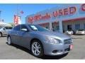 Navy Blue 2012 Nissan Maxima 3.5 S