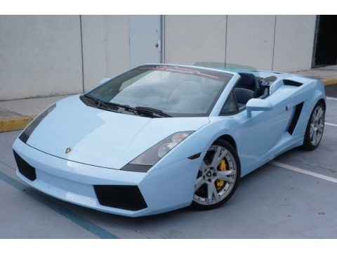 2006 lamborghini gallardo spyder e gear data info and. Black Bedroom Furniture Sets. Home Design Ideas