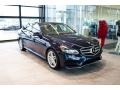 Lunar Blue Metallic 2014 Mercedes-Benz E Gallery