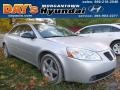 Quicksilver Metallic 2009 Pontiac G6 GT Sedan