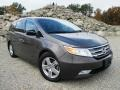 Polished Metal Metallic 2012 Honda Odyssey Touring