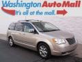 Light Sandstone Metallic 2008 Chrysler Town & Country Limited