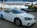 Ivory White 2007 Pontiac Grand Prix Sedan