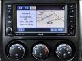 2008 Dodge Challenger Dark Slate Gray Interior Navigation Photo