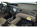 Beige Dashboard Photo for 2015 Honda Civic #98327361
