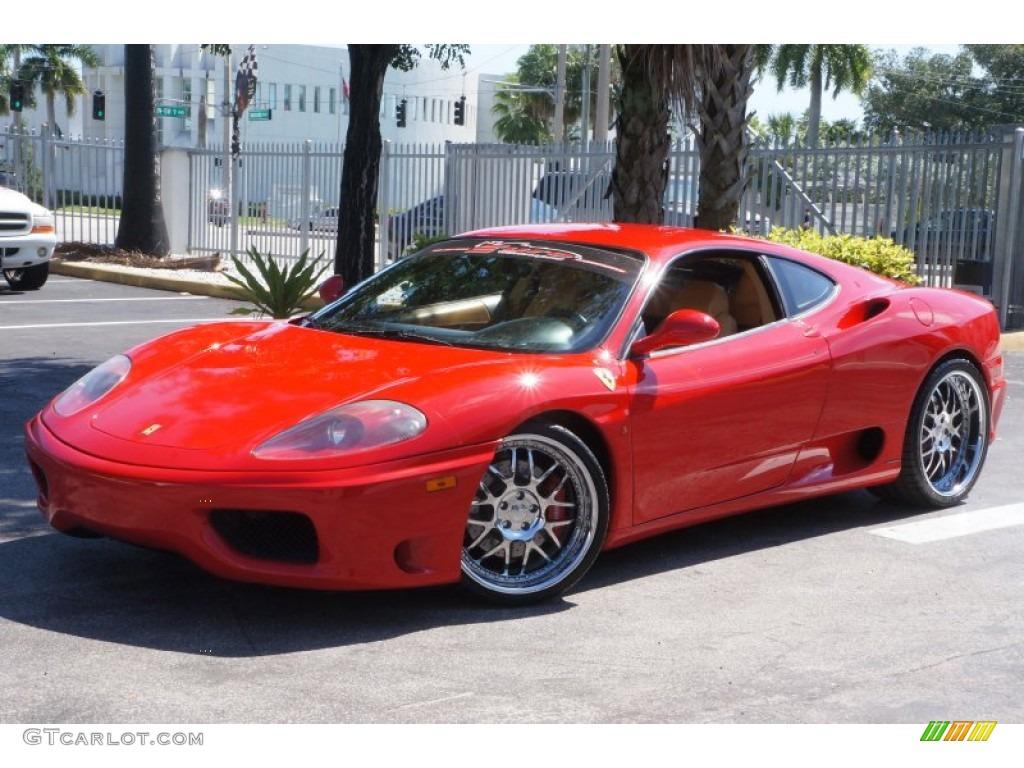 2003 Ferrari 360 Modena F1 Exterior Photos   GTCarLot.com