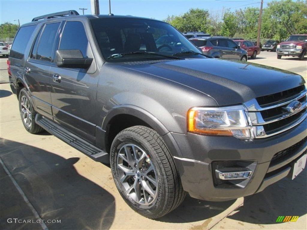 Ford Expedition El 2018 >> 2015 Magnetic Metallic Ford Expedition XLT #98325596 | GTCarLot.com - Car Color Galleries