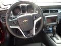 Black Steering Wheel Photo for 2015 Chevrolet Camaro #98351016