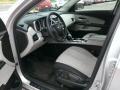 Jet Black/Light Titanium Interior Photo for 2010 Chevrolet Equinox #98354985