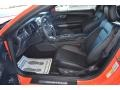 Ebony Front Seat Photo for 2015 Ford Mustang #98361060