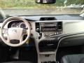 2012 Predawn Gray Mica Toyota Sienna SE  photo #13