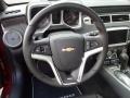 Black Steering Wheel Photo for 2015 Chevrolet Camaro #98394052