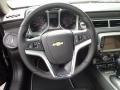 Black Steering Wheel Photo for 2015 Chevrolet Camaro #98394622