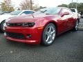 Crystal Red Tintcoat 2015 Chevrolet Camaro Gallery