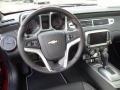 Black Steering Wheel Photo for 2015 Chevrolet Camaro #98395180