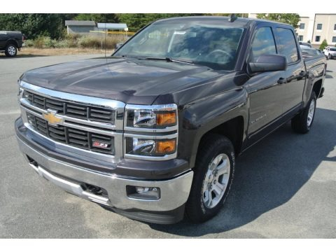 2015 Chevrolet Silverado 1500 LT Z71 Crew Cab 4x4 Data, Info and Specs