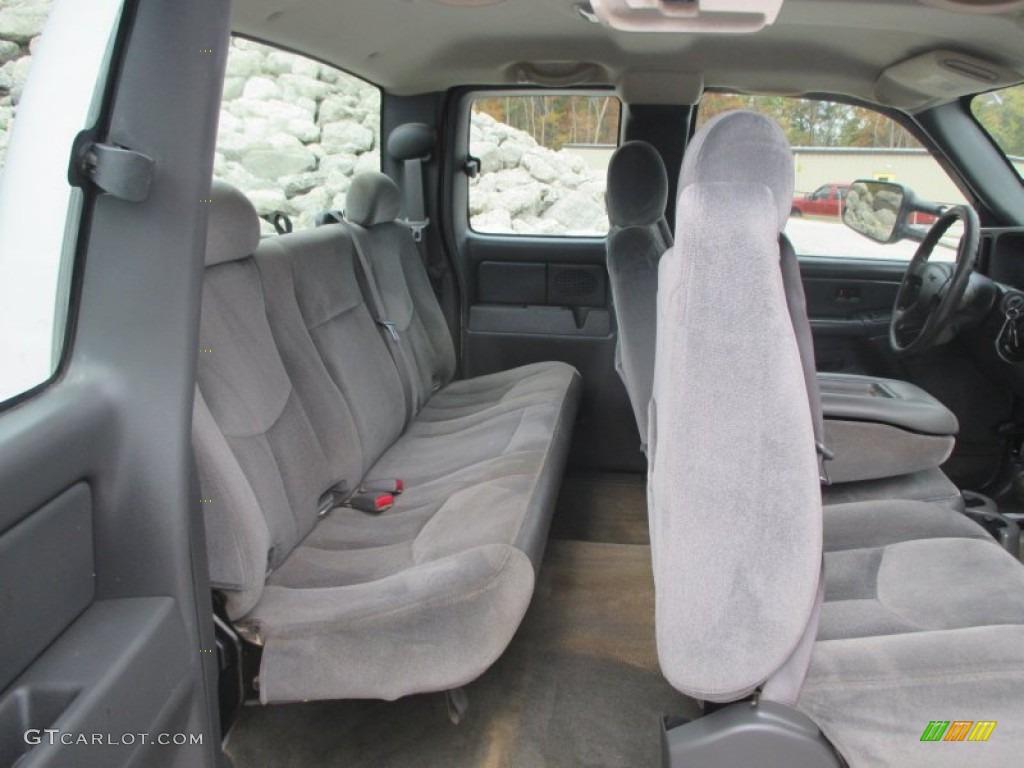 2006 Sierra 2500HD SLE Extended Cab 4x4 - Silver Birch Metallic / Dark Pewter photo #22