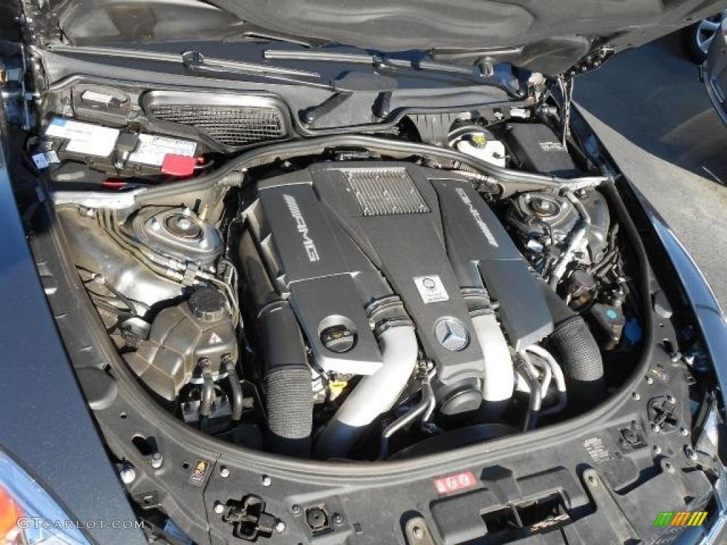 2012 mercedes benz cl 63 amg 4 6 liter twin turbo gdi dohc for Mercedes benz v8 engines