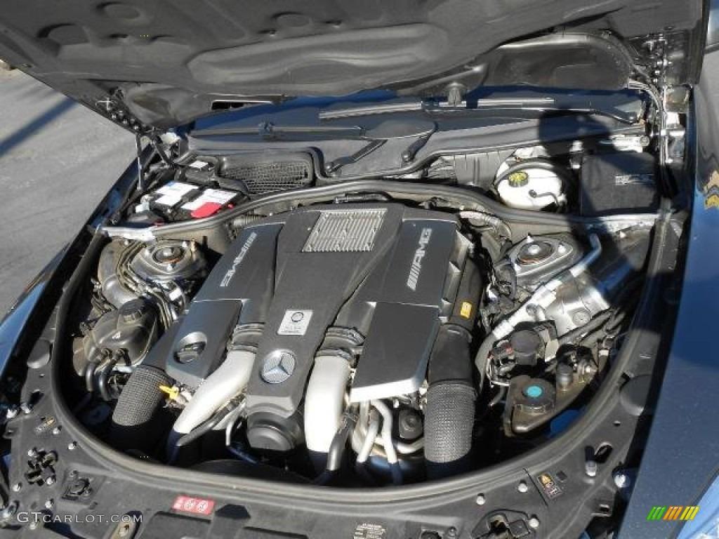 2012 mercedes benz cl 63 amg 4 6 liter twin turbo gdi dohc for Mercedes benz v8 engine