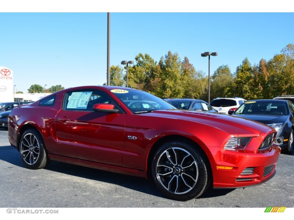 2014 ruby red ford mustang gt coupe 98426329 photo 6. Black Bedroom Furniture Sets. Home Design Ideas