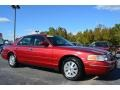 2003 Matador Red Metallic Ford Crown Victoria LX #98426325