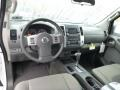 2015 Nissan Xterra Gray Interior Interior Photo