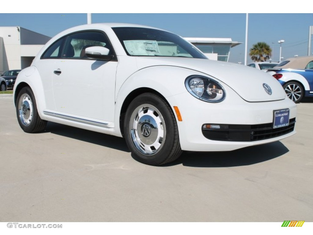 2015 pure white volkswagen beetle 1 8t 98426572 photo 18. Black Bedroom Furniture Sets. Home Design Ideas