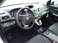 2014 Alabaster Silver Metallic Honda CR-V EX-L AWD  photo #3