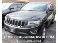Brilliant Black Crystal Pearl 2015 Jeep Grand Cherokee Laredo 4x4
